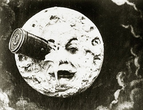<i>Le Voyage dans la lune (A Trip to the Moon)</i>. 1902. France. Directed by George Méliès