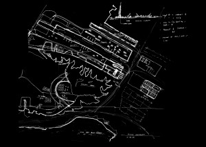 Matthew Baird Architects, Process sketch