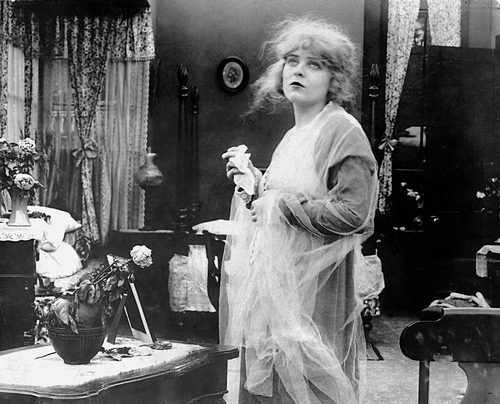 <i>The Avenging Conscience.</i> 1914. USA. Directed by D. W. Griffith. Acquired from the artist