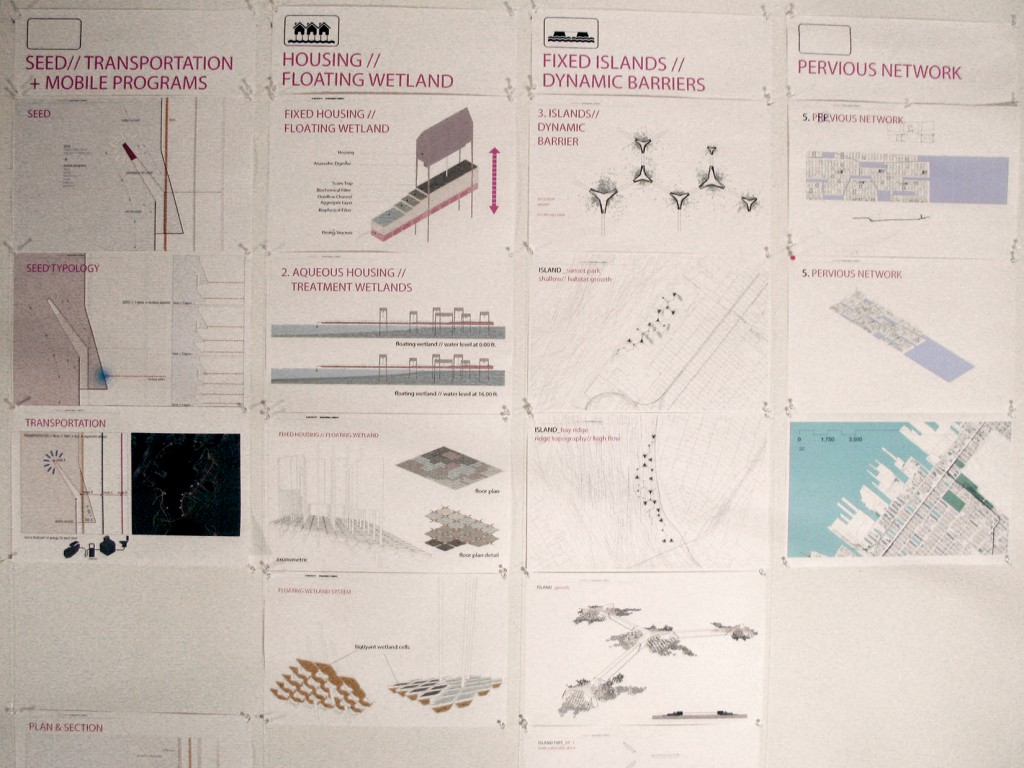 nARCHITECTS Studio Wall