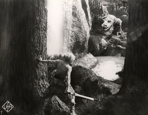 Siegfried (Part 1 of Die Nibelungen) 1924. Germany. Directed by Fritz Lang