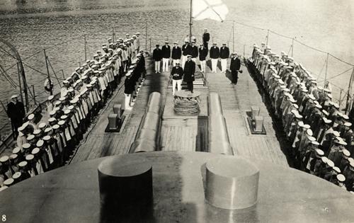 Battleship Potemkin. 1925. USSR. Directed by Sergei Eisenstein