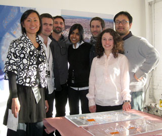 nArchitects team photo