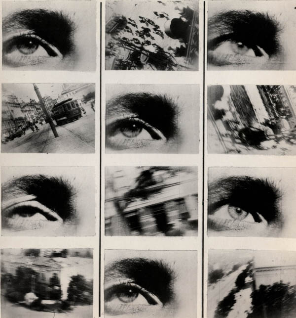 The Man with the Movie Camera. 1929. USSR. Directed by Dziga Vertov