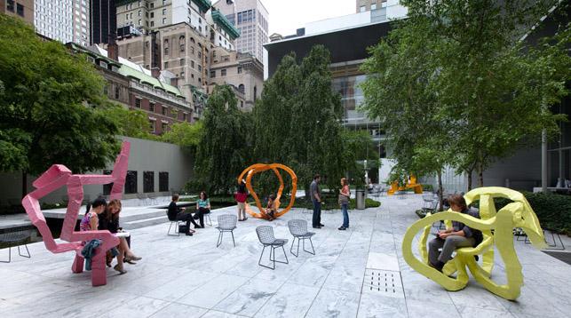 MoMA | Tag: Sculpture Garden