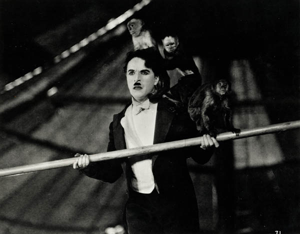 The Circus. 1928. USA. Directed and written by Charles Chaplin