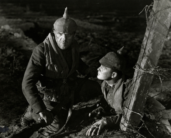 All Quiet on the Western Front. 1930. USA. Lewis Milestone
