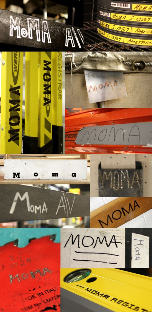 Images: Roza Gazarian and Brigitta Bungard. Typography: MoMA staff