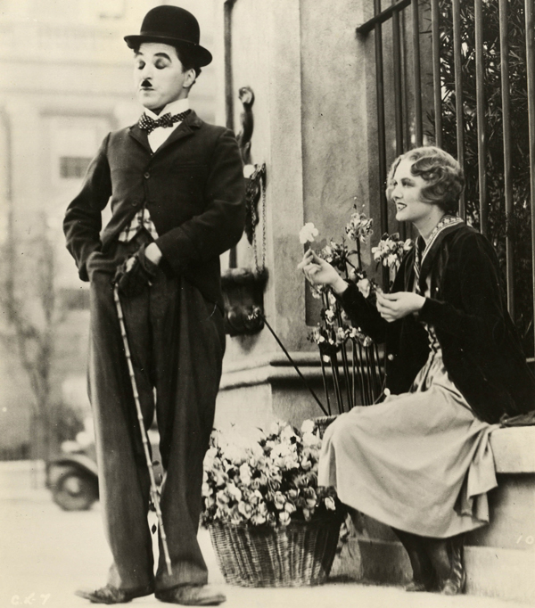 City Lights. 1931. USA. Written, directed, and music by Charles Chaplin