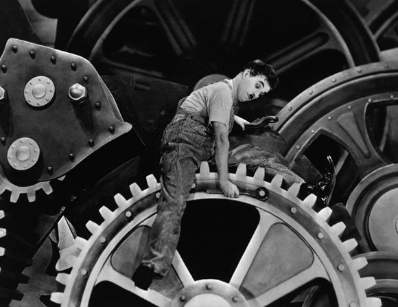Charles Chaplin's Modern Times