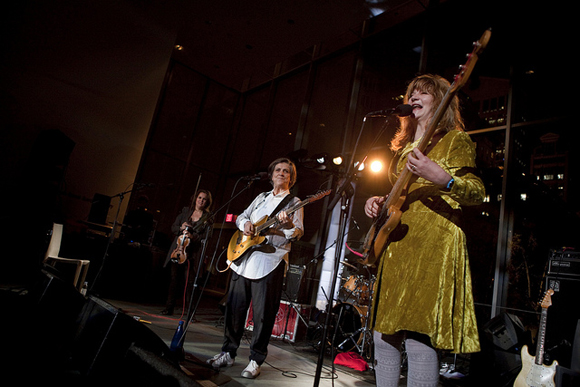 The Raincoats at MoMA