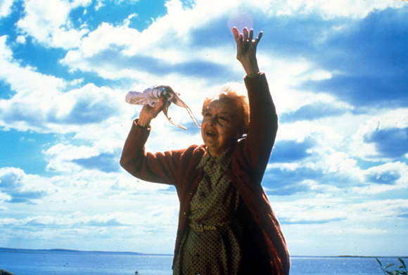 The Whales of August. 1987. USA. Directed by Lindsay Anderson