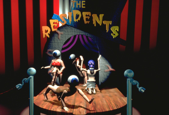 The Residents. Freak Show. 1995