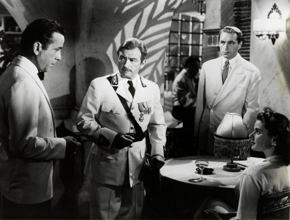 Casablanca. 1942. USA. Directed by Michael Curtiz