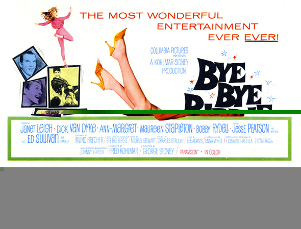 Bye Bye Birdie. 1963. USA. Directed by George Sidney
