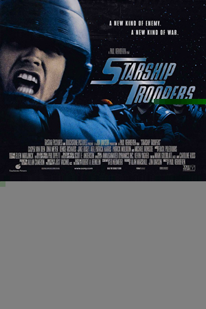 Starship Troopers. 1991. USA. Directed by Paul Verhoeven