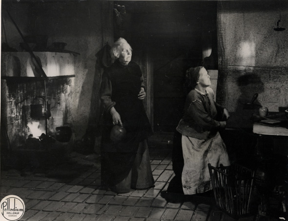 Day of Wrath. 1943. Denmark. Directed by Carl Theodor Dreyer