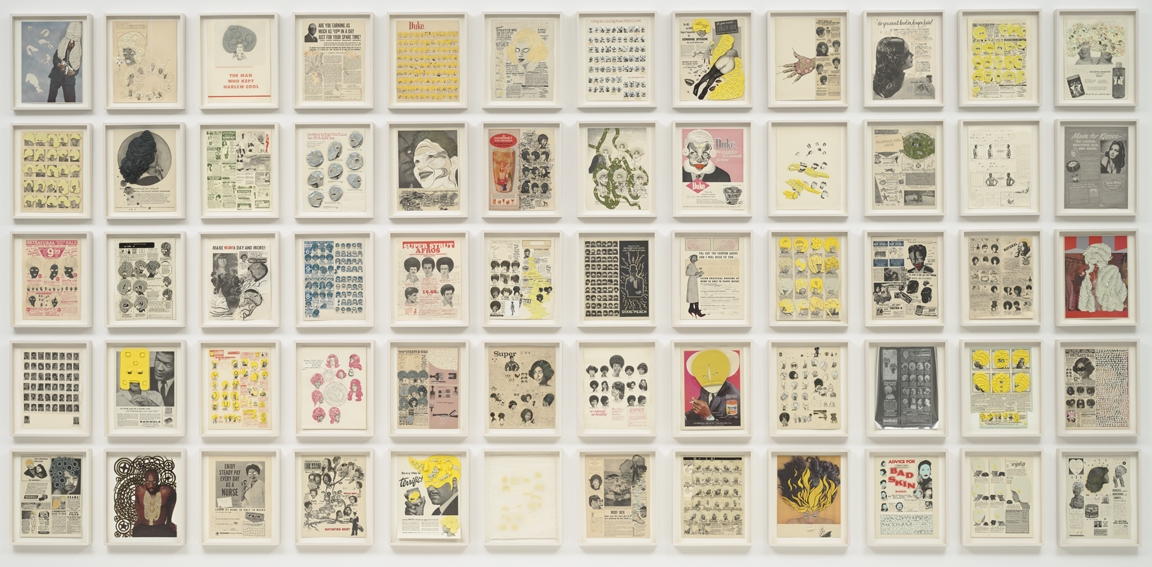 Prints By Deluxe: Vocabularies Revitalized: Ellen Gallagher And