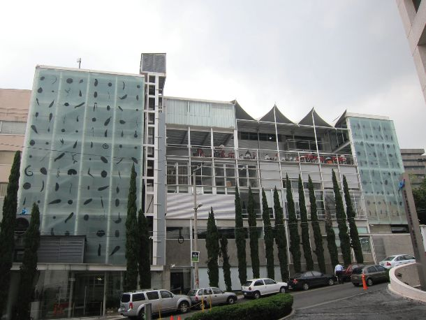 Centro, University for Design and Media, Mexico, is one of the country's premier institutions for design, film, and television.