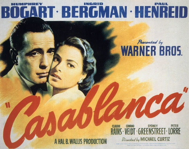 an analysis of the movie casablanca From what got censored to the film's canadian connection, 13 things you may not  know.