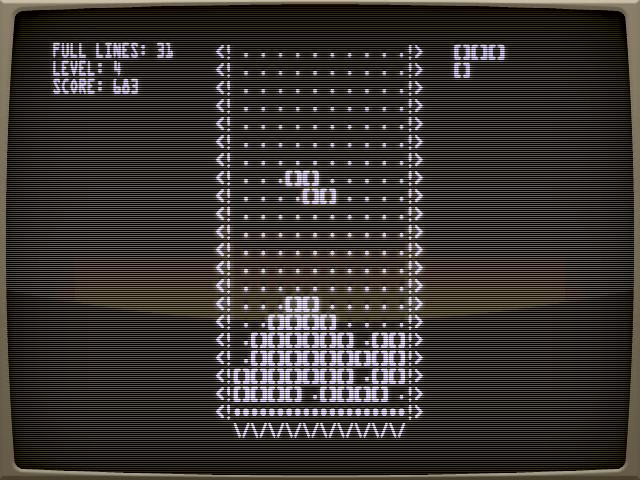 Tetris. 1984. Alexey Pajitnov