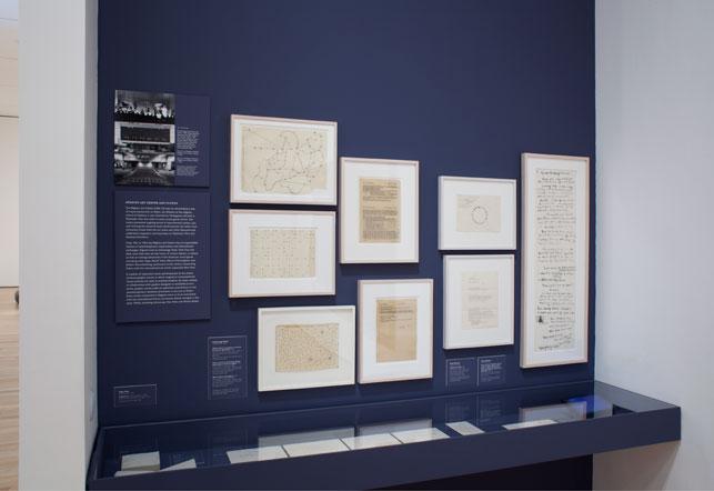 Installation view Tokyo 1955–1970: A New Avant-Garde