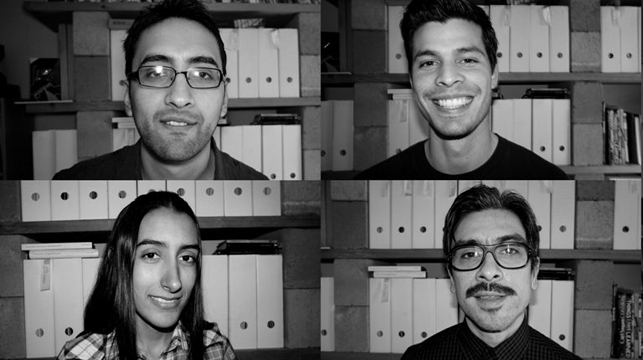 Members of Torolab. From torolab.org