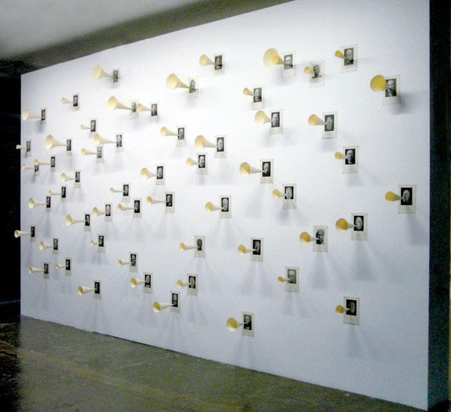 David Moreno, Sao Paulo Bienal, 2012
