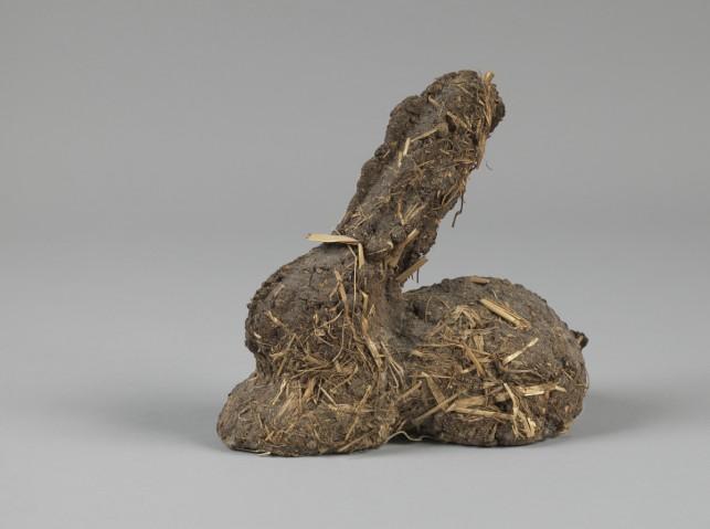 Dieter Roth. Bunny‑dropping‑bunny (Karnickelköttelkarnickel). 1968, published 1972‑82.