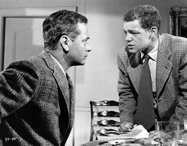The Young Stranger. 1957. USA. Directed by John Frankenheimer