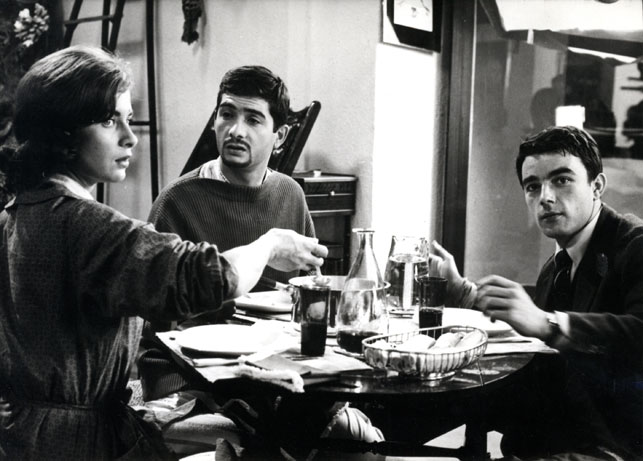 The Cousins. 1959. France. Directed by Claude Chabrol
