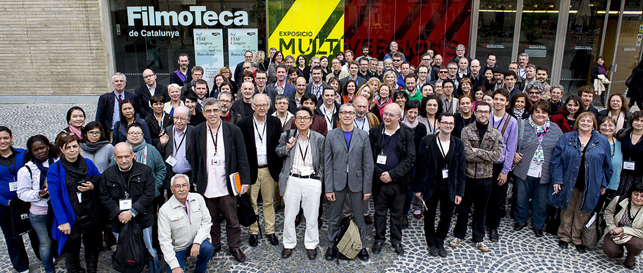 Members of The International Federation of Film Archives (FIAF). April 2013