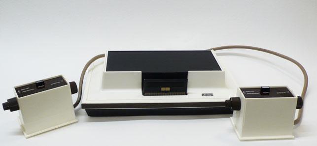Ralph Baer. Magnavox Odyssey. 1972. Manufactured by Magnavox