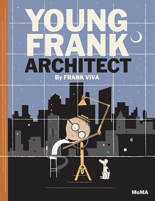 Modern Children S Book Covers : Moma introducing young frank architect