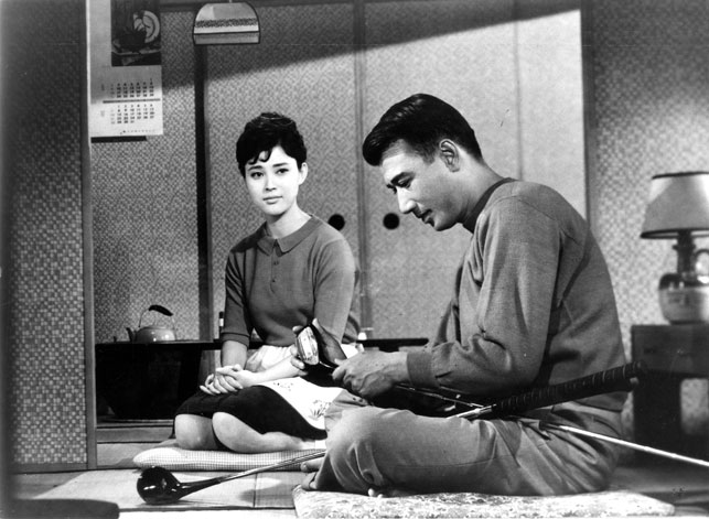 An Autumn Afternoon. 1962. Japan. Directed by Yasujiro Ozu