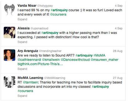 Coursera-tweets