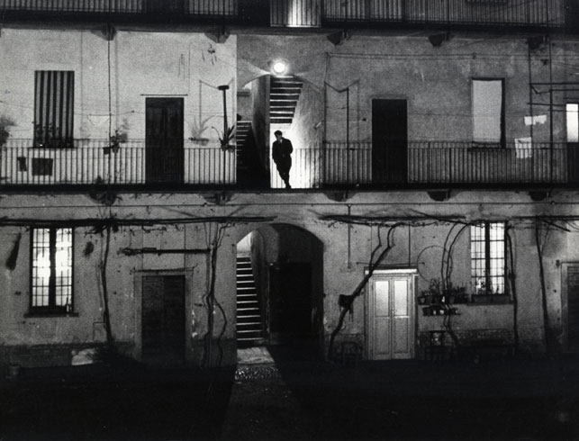 Il Posto (The Job/The Sound of Trumpets). 1961. Italy. Directed by Ermanno Olmi