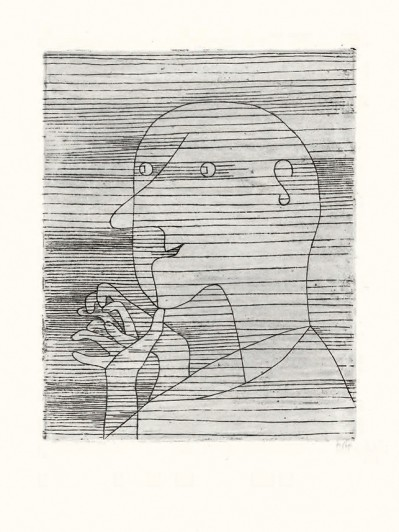 Paul Klee. <i>Old Man Figuring</i>. 1929.