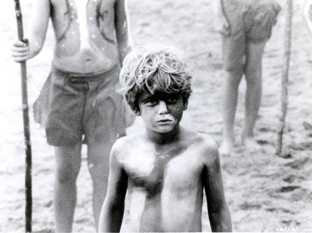Lord of the Flies. 1963. Great Britain. Directed by Peter Brook