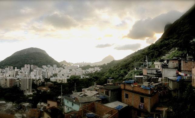Rio de Janeiro, 2013. Photograph by Pedro Gadanho