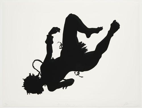 "Kara Walker (American, born 1969) ""African/American"" 1998 © 2014 Kara Walker"
