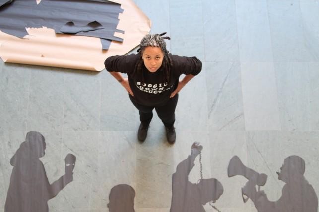 MoMA Community Partnership Educator, Shellyne Rodriguez