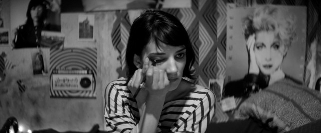 A Girl Walks Home Alone at Night.  2014. USA. Directed by Ana Lily Amirpour