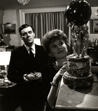 The Servant. 1963. Great Britain. Directed by Joseph Losey