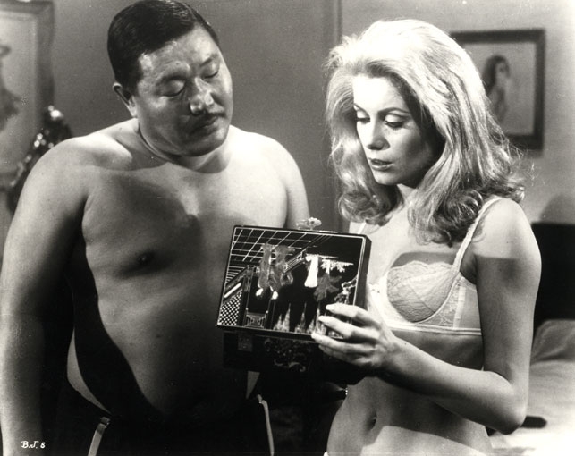 <i>Belle de Jour</i>. 1967. France. Directed by Luis Bunuel