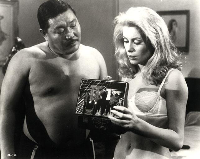 <i>Belle de Jour</i>. 1967. France. Directed by Luis Bunuel