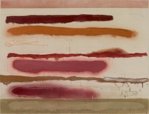 Joan Snyder. Lines And Strokes. 1969.