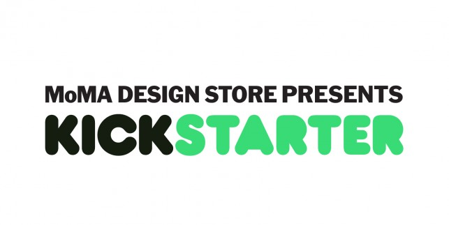 KickstarterMoMA Lockup