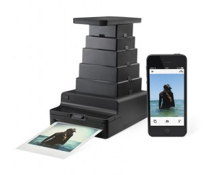 The Impossible Instant Lab transforms any digital image from your iPhone or iPod Touch into a real analog instant photo right before your eyes. Backed by 2,509 project supporters on Kickstarter