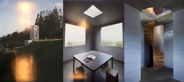 """Cristobal Palma. Cien House, Concepción, Chile. 2009–11. Giclée prints. From left: 29 7/8 × 25 5/16"""" (75.9 × 64.3 cm); 29 7/8 × 23 1/8"""" (75.9 × 58.7 cm); 29 7/8 × 21 1/4"""" (75.9 × 54 cm)"""
